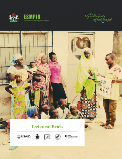 Nigeria Social Marketing brief