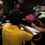 Edgar and radio show hosts answer listeners' questions